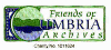 A thumbnail image of the logo for the Friends of Cumbria Archives.