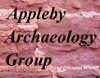 A thumbnail image of the logo for the Appleby Archaeology Group.