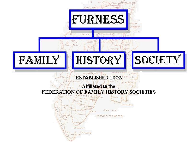 A thumbnail image of the logo for the Furness Family History Society.