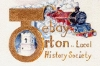 A thumbnail image of the logo for the Orton & Tebay local history society.